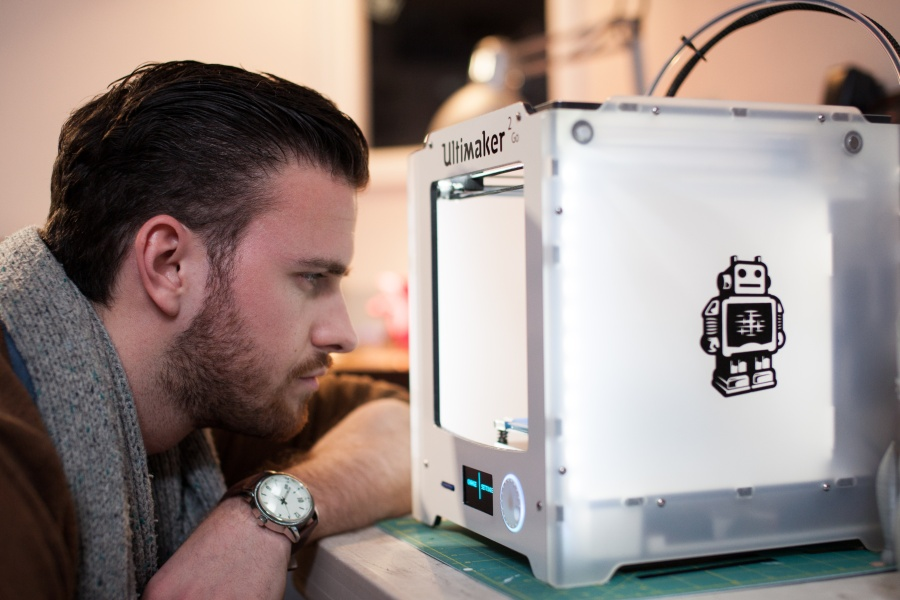 Wat is een 3D-printer