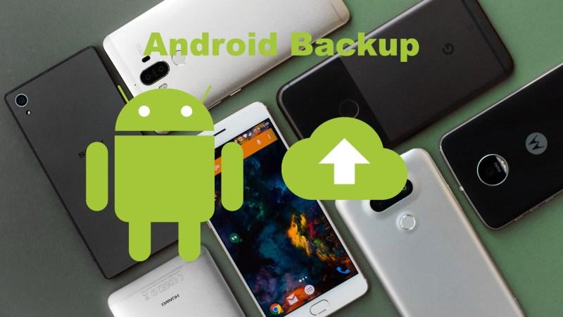 Hoe maak je een backup van je Android smartphone