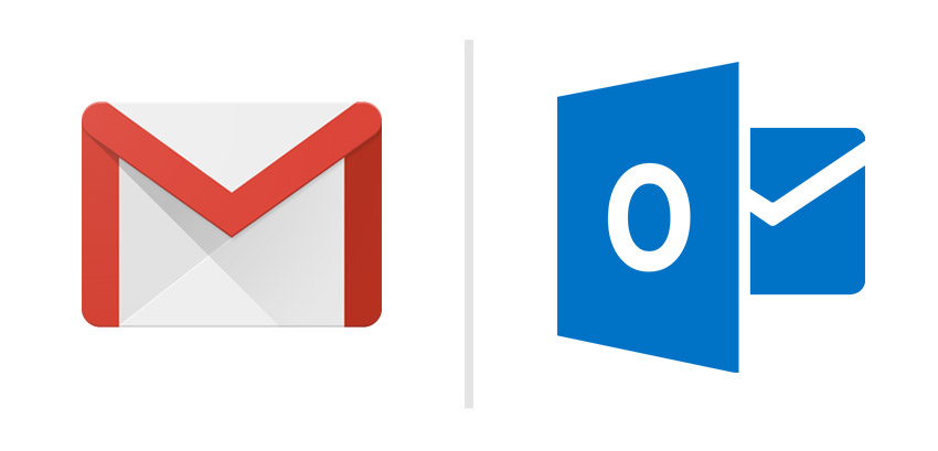 Outlook koppelen aan Gmail account 2019