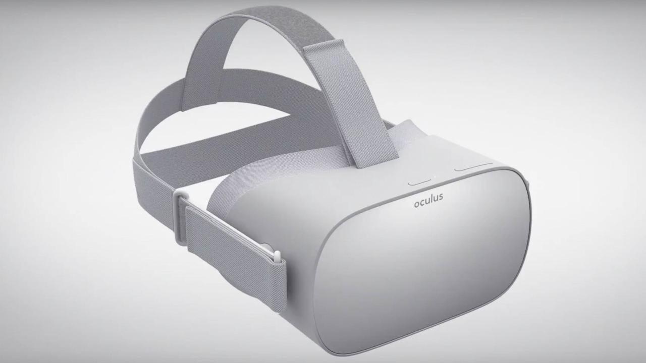 <p>Oculus het vr bedrijf van Facebook presenteert een vr bril die je zonder pc of smartphone kan gebruiken. De Oculus Go is een draadloze vr-headset van 199 dollar. Mark Zuckerberg [&hellip;]</p>