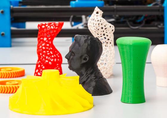 Wat voor soort 3D-Print techniek zijn er?